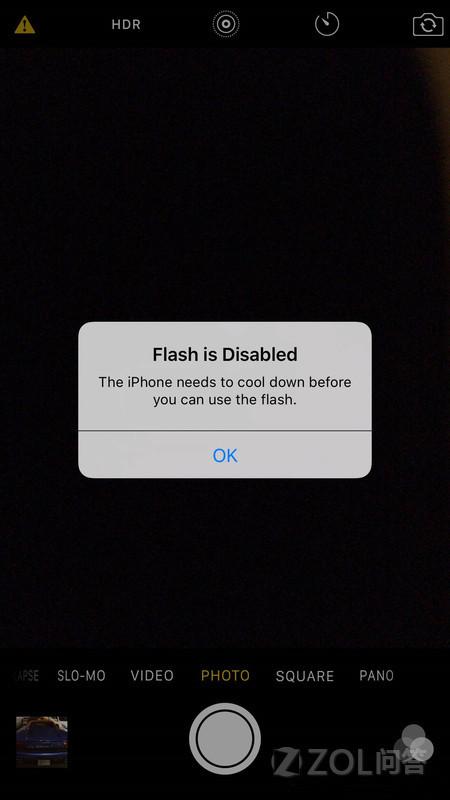 iphone 6s的闪光灯无法使用?-苹果iphone 6s(国际版