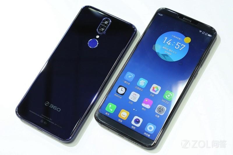 360手机N6外观好看吗?360手机N6外观是什么样子?