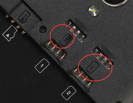 【红米note移动4G版 不是只支持单卡吗?我把插